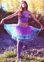 Teen And Woman Hipster Tutu 60