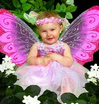 baby-fairy-pink-wings.jpg  sc 1 st  Baby-Toddler-Fairy-Dresses Fairy DressesCostumes with a Touch of ... & Baby-Toddler-Fairy-Dresses Fairy DressesCostumes with a Touch of ...